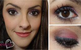 Tutorial de Maquiagem: Demi Lovato – Get Back