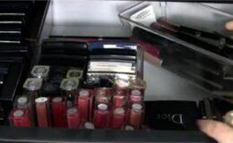Você acha que tem muita maquiagem? Confira essa coleção!