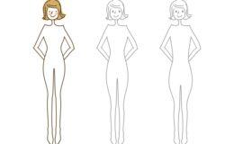 Tipos de corpo e como se vestir de acordo