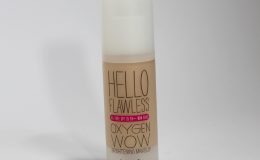 Base Hello Flawless Oxygen WOW Benefit