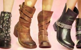 Aprendendo a usar: botas