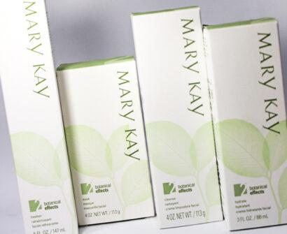 Nova Linha Botanical Effects Mary Kay