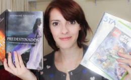 Vlog: Games, livros e filmes! #1