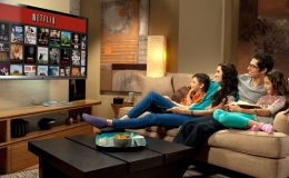 Vendo filmes e seriados online! Netflix