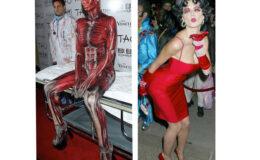 Halloween: fantasias inspiradas nas estrelas