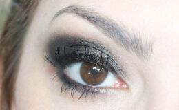 Passo a Passo: Maquiagem Verde e Cinza
