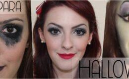 Maquiagens para o Halloween