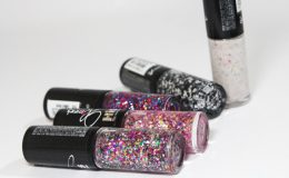 Esmaltes Gliter's World Hits