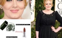 Makes Golden Globes 2013 – Copie com produtos nacionais