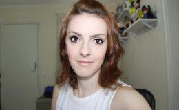 Maquiagem inspirada na Adele Golden Globes