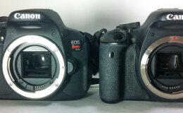 Cameras: T3i x T4i – Qual comprar?