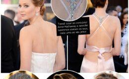 Os detalhes e looks do Oscar 2013!