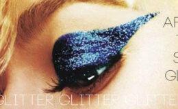 Dicas e mais dicas sobre glitter!