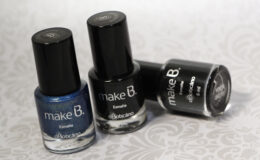 Make B. Black Crystal Collection Esmalte