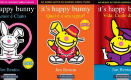 Livro engraçado: It's Happy Bunny!