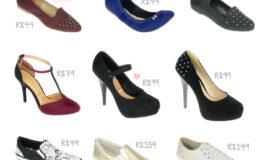 Sapatos lindos na Shoebiz