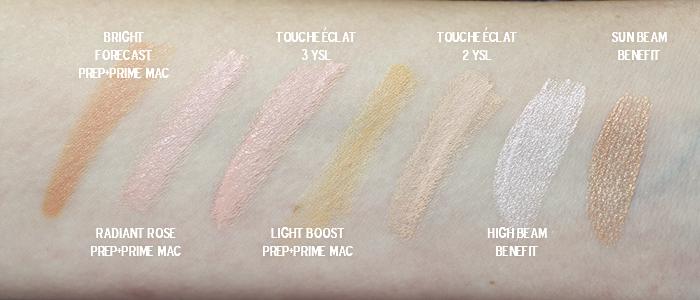 Como Usar Iluminador Facial Creme Pó Líquido Caneta (8)