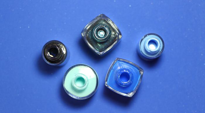 Esmaltes azuis (2)