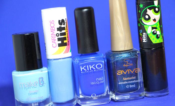 Esmaltes azuis (5)