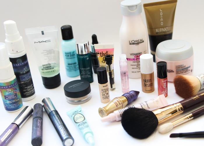 Amostras e Miniaturas de Produtos de Beleza e Maquiagem (1)