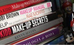 5 Livros de Maquiagem que valem a pena