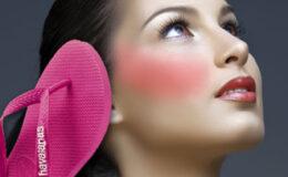 Qual blush combina com o meu tom de pele?