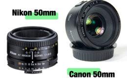 Lente 50mm: por que ter uma?