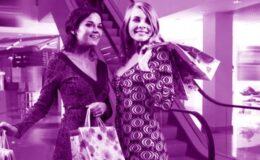 Como emagrecer fazendo compras?