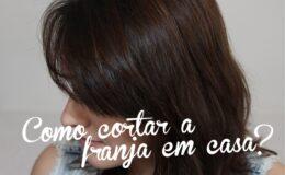 Como cortar o cabelo em casa – Franja Lateral e…