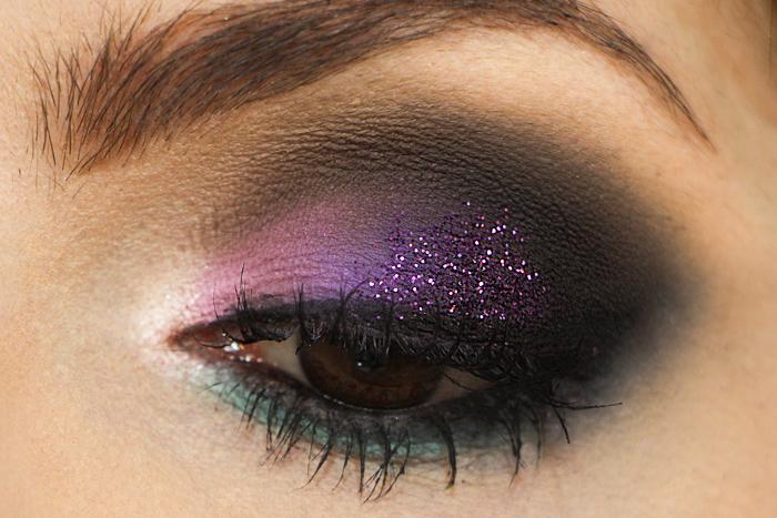 maquiagem makeup princesas disney ariel pequena sereia (5)