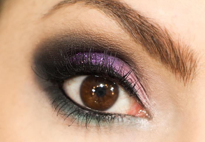maquiagem makeup princesas disney ariel pequena sereia (4)