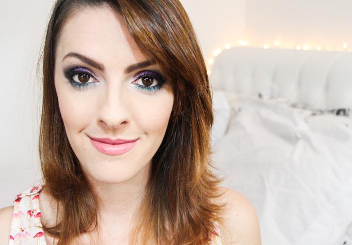 maquiagem makeup princesas disney ariel pequena sereia (1)
