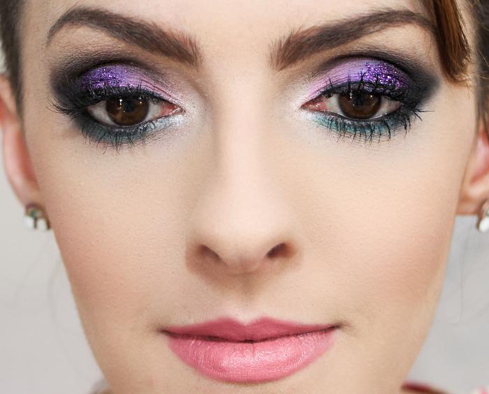 maquiagem makeup princesas disney ariel pequena sereia (3)