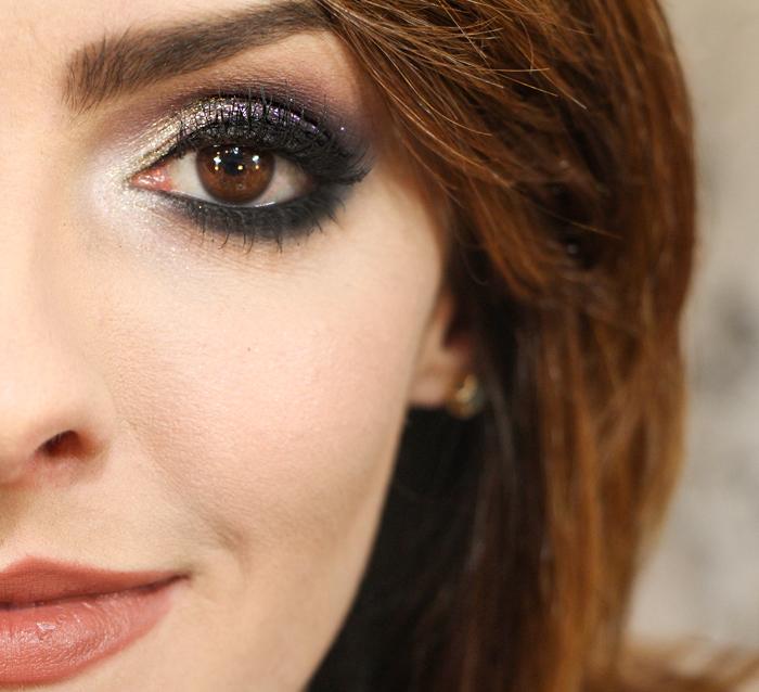 como fazer maquiagem roxa para noite balada (4)