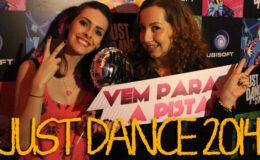 Vem jogar Just Dance 2014 com a gente!