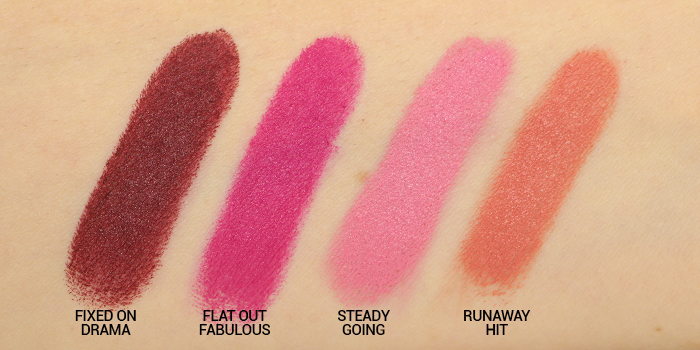 batom retro matte mac swatch lipstick (5)