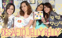 Desafio Jelly Belly com Amazonas e Helô