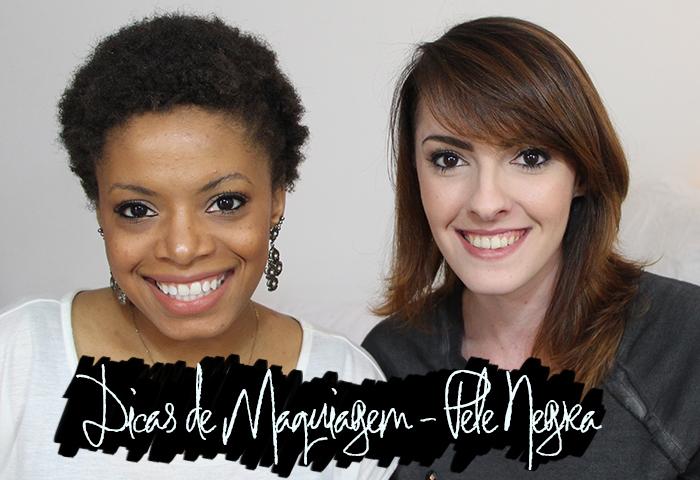 dicas de maquiagem para pele negra