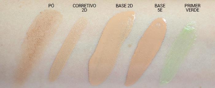 como preparar a pele aplicar base quem disse berenice (2)