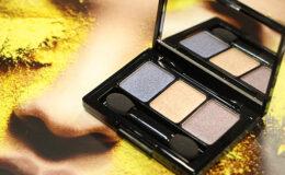 Trio de sombras efeito metalizado Natura cor 3
