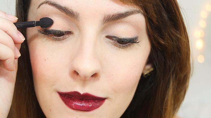 maquiagem fácil natal como fazer rápida (12)