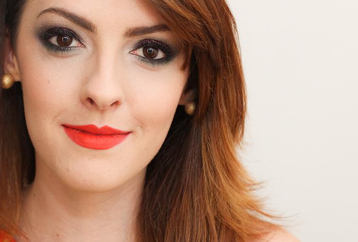 maquiagem glamour para natal verde vermelho (4)