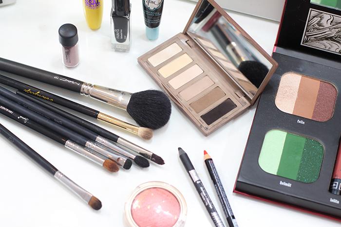 maquiagem glamour para natal verde vermelho (8)