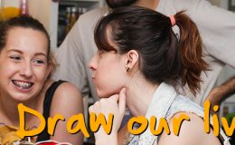 Kah e Helô: Draw Our Life