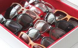 Meus óculos de sol e grau favoritos