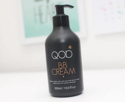 QOD BB Cream: Tudo que o seu cabelo precisa