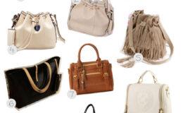 Onde encontrar bolsas lindas e baratas?
