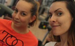 5 Motivos para você convencer sua melhor amiga a malhar…