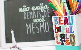 4 Quadros com frases motivacionais para você imprimir e decorar…