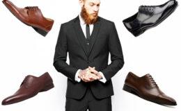 Como combinar terno com sapato?